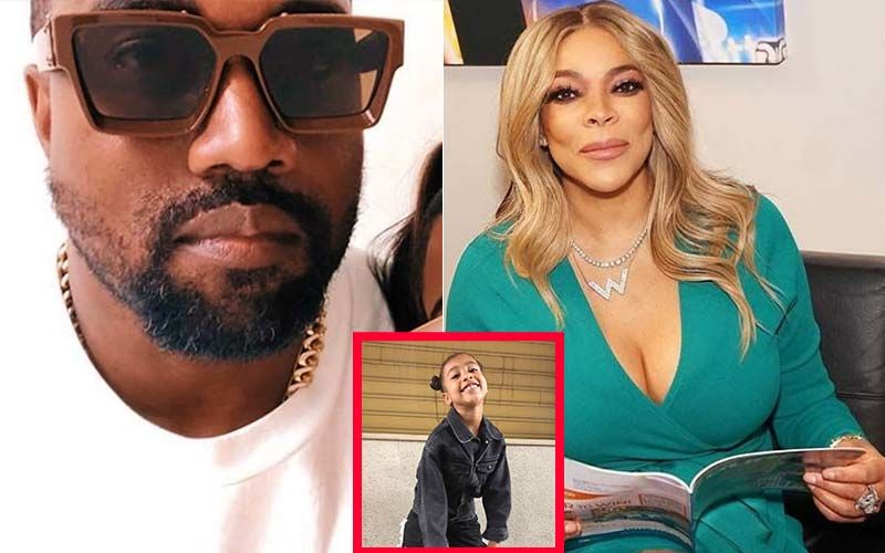 Kanye West Lets Daughter North West Wear A Nose Ring, But Not Makeup; Leaves Wendy Williams Confused
