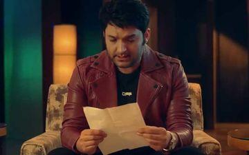Despite Multiple Attempts Kapil Sharma Fails To Pronounce 'Auspicious' And It's Hilarious – VIDEO