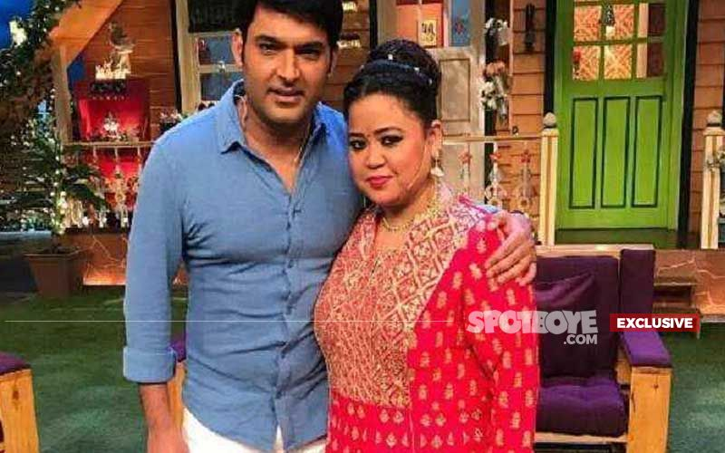 Post Her Arrest In Connection With The Drug Nexus Case Bharti Singh To Be Banned From The Kapil Sharma Show?-EXCLUSIVE