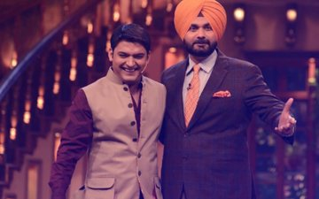 Kapil Sharma Says He Can't Replace Navjot Singh Sidhu As He Is Lucky For Him