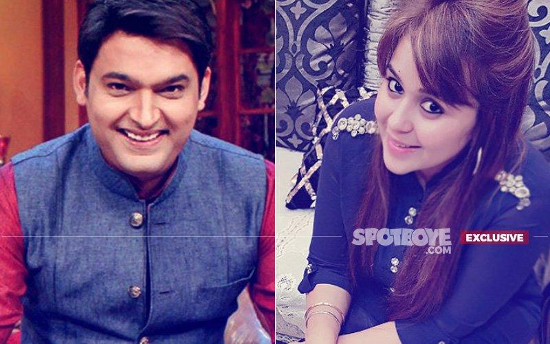 Where Had Kapil Sharma & His Girlfriend Ginni Disappeared This Diwali?