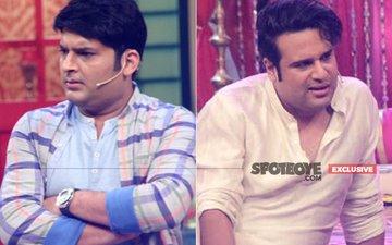 Kapil Sharma & Krushna Abhishek Soon To Have A FACE-OFF! Guess Where?