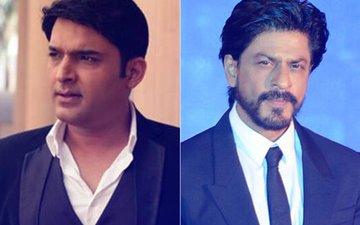 Kapil Sharma FAINTS On His Show, Shah Rukh Khan's Shoot CANCELLED