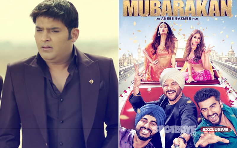 Oh No! Kapil Sharma Faints AGAIN & Cancels Mubarakan Shoot
