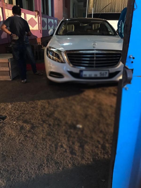 kapil sharma car