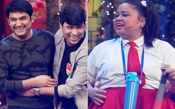 Chandan Prabhakar & Bharti Singh Work Their Magic, Propel The Kapil Sharma Show's Ratings