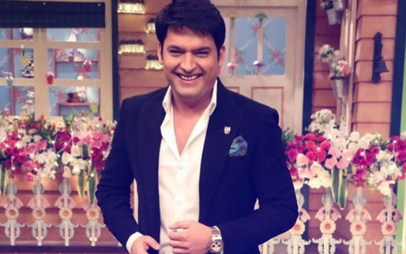 Have You Met Kapil Sharma's New Friend? Mind You, He's A HEARTBREAKER