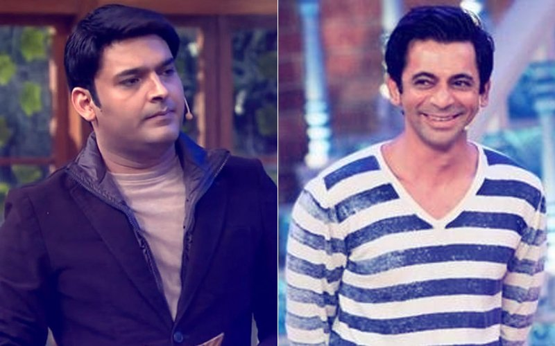 Kapil Sharma Is Out & Sunil Grover Is Back On Prime Time