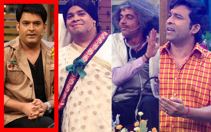 After Kapil Sharma, Kiku Sharda Thanks Sunil Grover & Chandan Prabhakar For Their Contribution To The Kapil Sharma Show