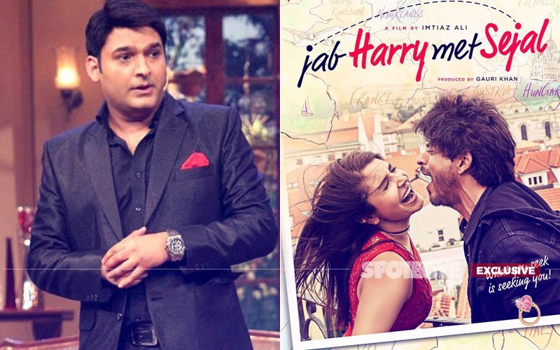 After Cancelling Jab Harry Met Sejal, 'Unconscious' Kapil Sharma Shoots For His Own Film!