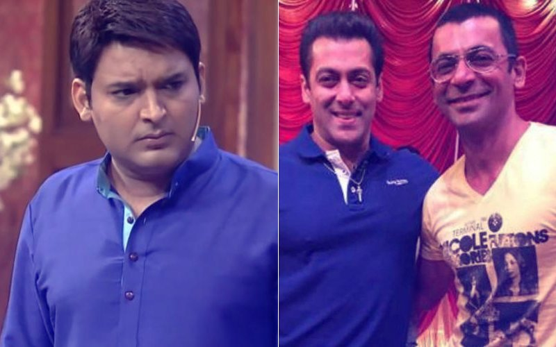 Hey Kapil Sharma, This Is What Salman Khan Thinks Of Rival Sunil Grover