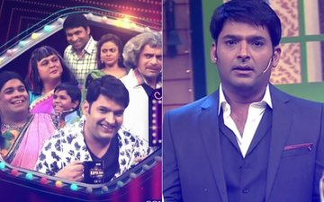 Kapil Sharma THANKS Sunil Grover, Ali Asgar & Chandan Prabhakar For Their Contribution In The Kapil Sharma Show