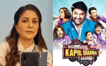 Lubna Salim Opts Out Of The Kapil Sharma Show At The Last Moment; Here's Why- EXCLUSIVE