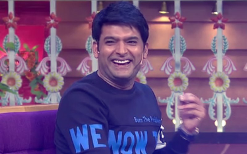 WOAH! The Kapil Sharma Show Is At No.5, Regains Lost Glory