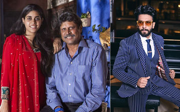 Kapil Dev's Daughter, Amiya Turns Assistant Director For Ranveer Singh's 83