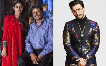 पूर्व क्रिकेटर कपिल देव की बेटी अमिया बॉलीवुड में रखने जा रही हैं कदम, रणवीर सिंह की इस फिल्म से करेंगी शुरुआत