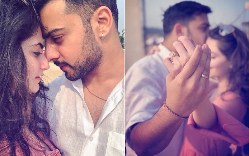 TV Actor Karam Rajpal Gets ENGAGED; LOSES COOL On An Internet User For Mocking The News