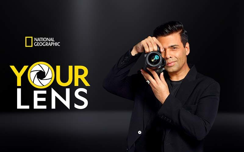 Karan Johar Collaborates With National Geographic To Launch 'Your Lens', Encouraging Photo-Enthusiasts To Share Their Best Photographs