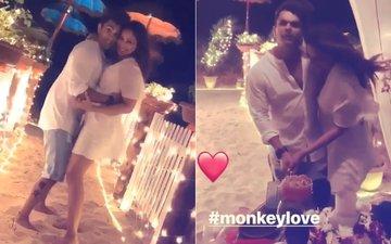 Watch: Bipasha Basu & Karan Singh Grover's Romantic Dance On The Beach