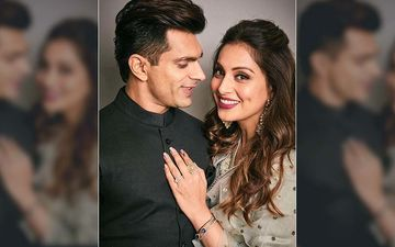 Is Bipasha Basu Pregnant? Fans Suspect After She Makes An Appearance With Hubby Karan Singh Grover At Ramesh Taurani's Diwali Party