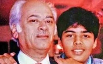 Karan Johar Remembers Father Yash Johar On His Death Anniversary