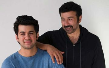 Karan Deol Pens A Heartwarming Poem For Dad Sunny Deol On Father's Day