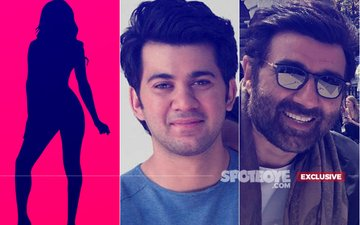 REVEALED: FIRST PICTURE Of The New Bombshell Opposite Macho Sunny Deol's Son Karan