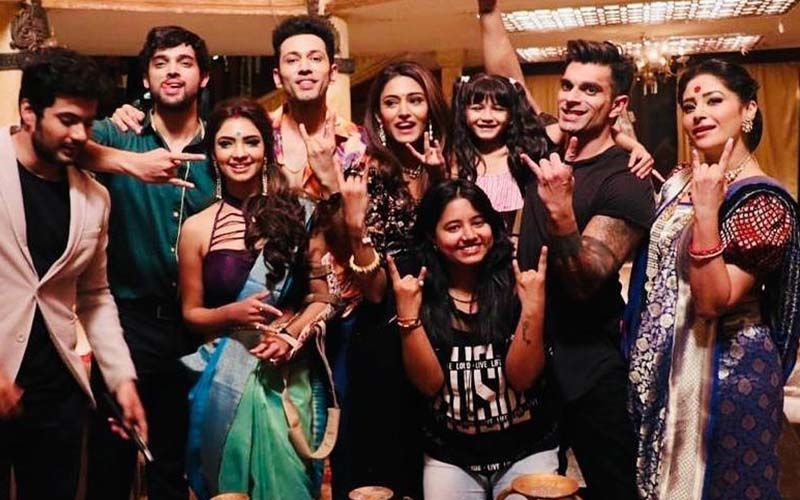 Kasautii Zindagii Kay 2: Mr Bajaj Aka Karan Singh Grover Bids Adieu; Erica Fernandes And Parth Samthaan Throw A Farewell Party