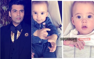 What's Keeping Karan Johar Away From His Darling Twins Yash & Roohi?