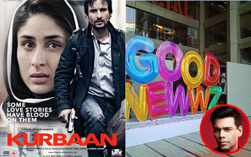 Karan Johar Dropped His K Superstition After Kurbaan But Now He Has Someone Who Made It 'Ww' In Good Newwz