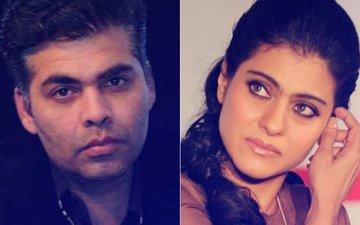 Karan Johar Recalls His 'Traumatic' Moment With Bestie Kajol