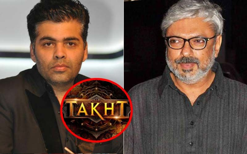 "Karan Johar On Takht Being Compared To Sanjay Leela Bhansali Movies: ""My Film Will Have Its Own Energy And Charm"""
