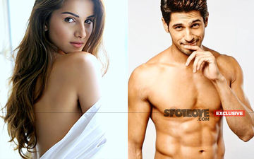 Karan Johar's Old Student Sidharth Malhotra In A Passionate Relationship With New Student Tara Sutaria