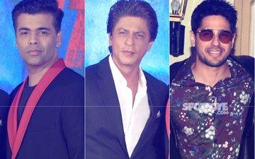 KJo Introduces Shah Rukh Khan and Sidharth Malhotra As 'Non Nepotistic'