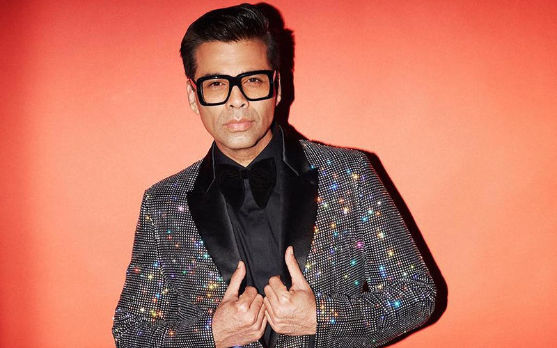 "Karan Johar To Announce His Next Production Venture Based On ""Fear"""