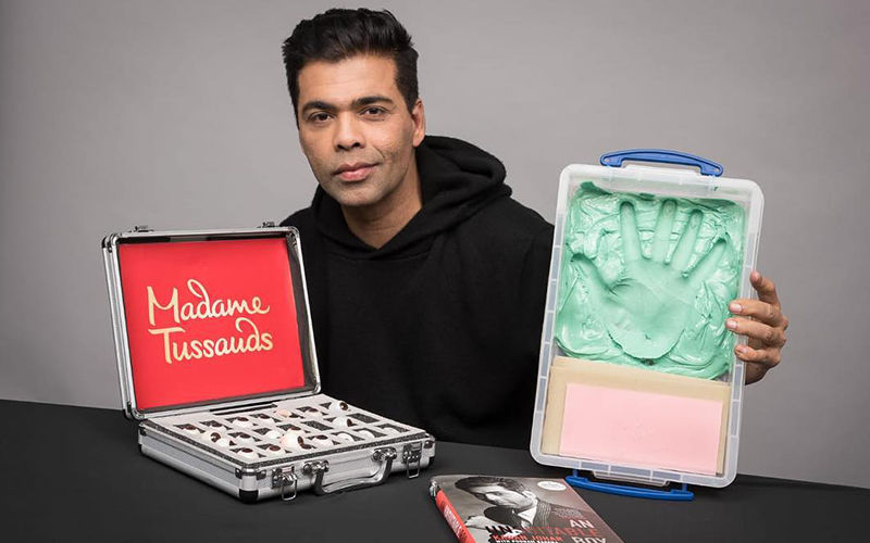 Karan Johar To Unveil His Wax Statue At Madame Tussauds, Singapore