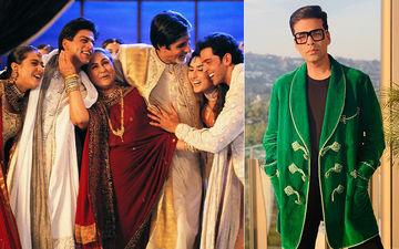 """Kabhi Khushi Kabhie Gham's Bole Chudiyan Clocks 400 Million Views; Karan Johar Says He """"Fainted With Nervousness"""" While Shooting With Big B"""