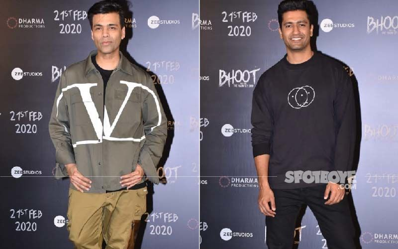 Bhoot Trailer Launch: Did Karan Johar Try Setting Up Vicky Kaushal With Someone? Filmmaker Responds