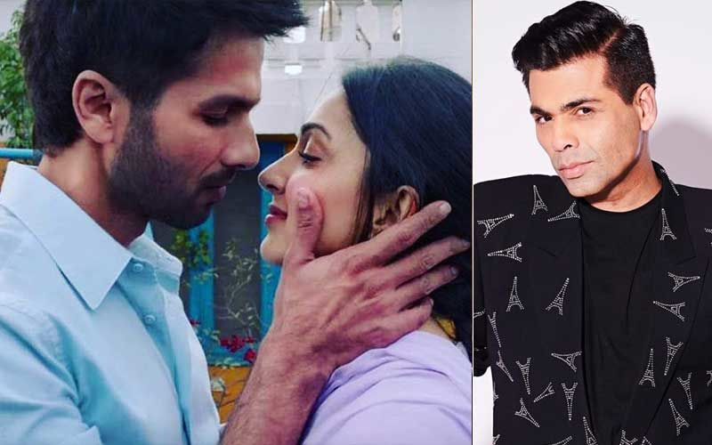 "Karan Johar Reviews Shahid Kapoor-Kiara Advani's Kabir Singh; Calls It A ""Massive Hit"""