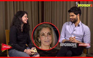 "Karan Kapadia Says ""Aunt Dimple Is Strict"" But Meets All His Girlfriends"