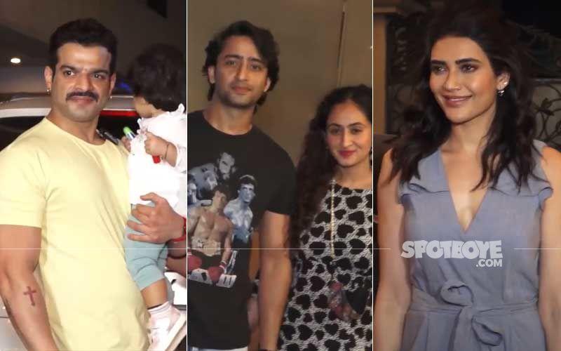 Ekta Kapoor Hosts Birthday Bash On Son Ravie's 2nd B'Day; Karan Patel, Shaheer Sheikh-Ruchikaa Kapoor, Karishma Tanna And Others Make A Fashion Splash