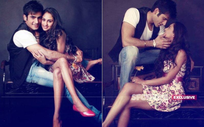 Hum Tum Ek Kamre Mein Bandh Ho: Krystle D'Souza and Boyfriend Karan Tacker CAUGHT!
