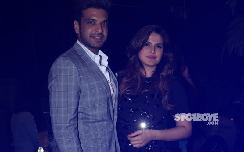 Zareen Khan & Karan Kundra Host A Special Screening For 1921