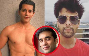 Kushal Tandon Says 'Main Zinda Hoon' As Karanvir Bohra Mistakenly Tags Tandon Instead Of Kushal Punjabi While Announcing Suicide Prevention Initiative