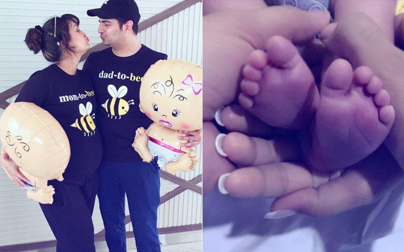 Karan Mehra & Wife Nisha Rawal Welcome A Baby Boy