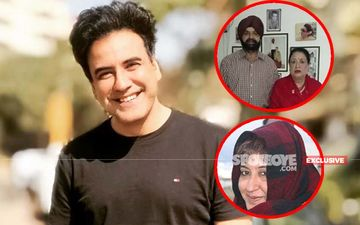 Karan Oberoi Household Erupts With Joy, Actor Returns Home From Jail; Sister Bani Can't Stop Jumping Up And Down!