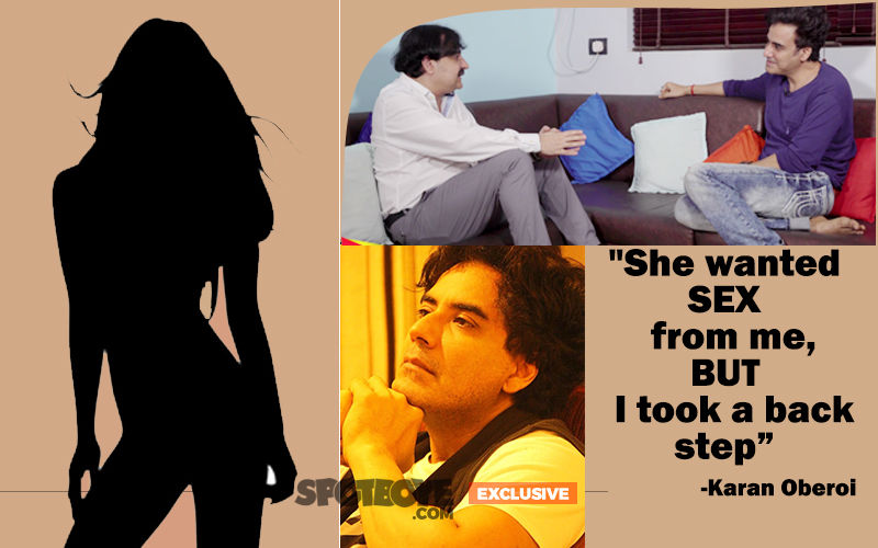 Karan Oberoi's Most Controversial Interview: Astrologer's Fake Rape Charges, Stinking Gutter Toilet In Jail- Actor Bares It All!