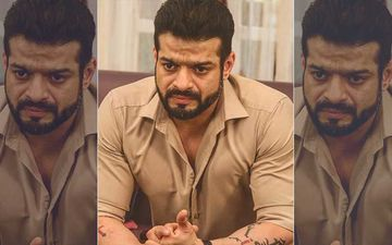 """""""Count Your Days,"""" Karan Patel Gives An Ultimatum To The Watchman Who Beat A Worli Street Dog To Death"""