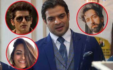 Karan Patel As Mr Bajaj In Kasautii Zindagii Kay 2: Karanvir Bohra, Anita Hassanandani, Nakuul Mehta, Aly Goni And Others Heap Praises
