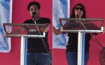 Karan Oberoi And Pooja Bedi Initiate A #MenToo Drive To Encourage Equality